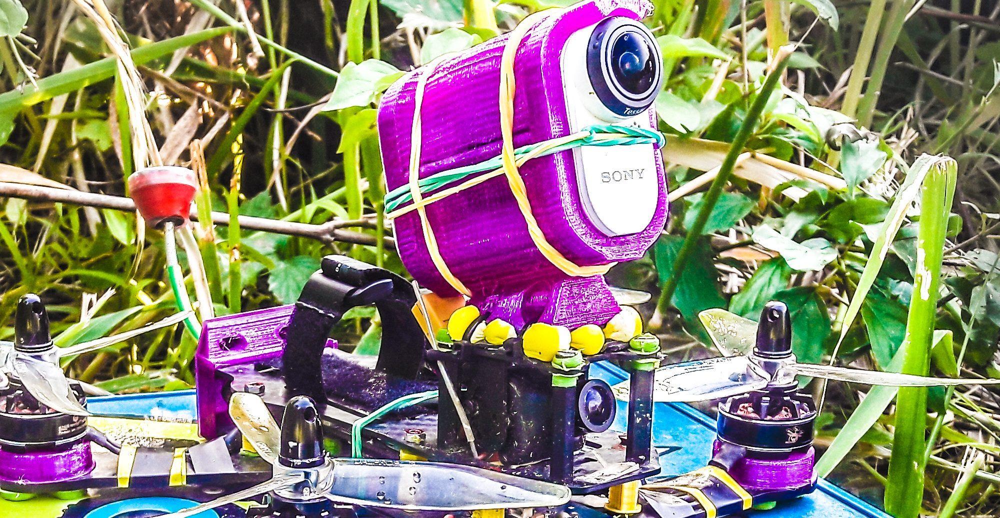 Kameraaufhängung